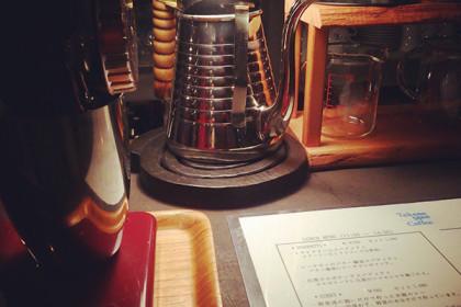 コーヒーのセレクトショップ